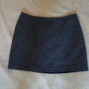Gap navy skirt